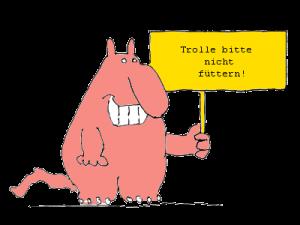 troll_nicht_fuettern_pink